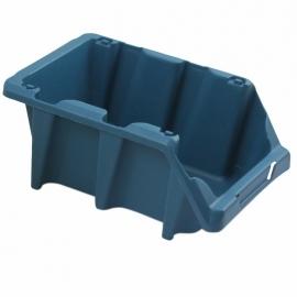 Gaveta Pa Plastica Organizacao 3 Pratica Empilhavel (57544) Azul Presto