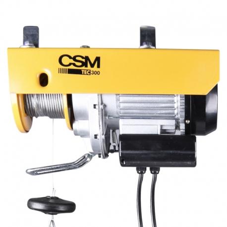 GUINCHO TEC 300/600 MONOF 127V 71000387     CSM