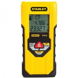 MEDIDOR DISTANCIA A LASER TLM50 15M STHT77409     STANLEY