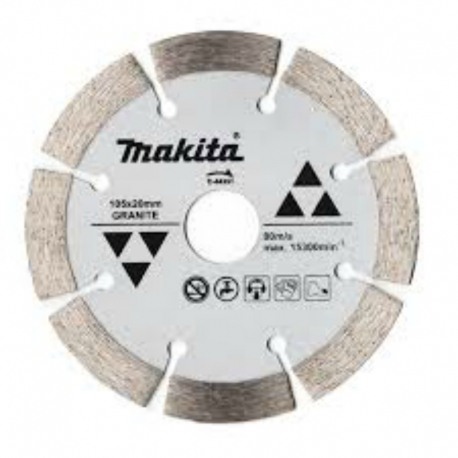 DISCO DIAMANTADO 105X10X20mm P/GRANITO D-44351    MAKITA