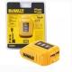 ADAPTADOR USB P/ BATERIA DCB090-B3 LI ION 12/20V MAX - DEWALT