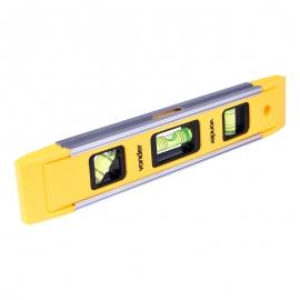 "NIVEL DE PLASTICO C/BASE MAG 9"" 3535009000     VONDER"
