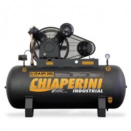 COMPRESSOR AR 20 APV RCH 200L C/MT 5HP 220/380V IP21 688     CHIAPERINI