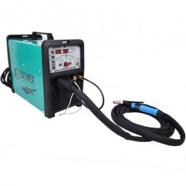 Maquina Inversor Solda Tig Mma Maxxiting 5-200a 220v Balmer