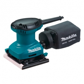 Lixadeira orbital 112 x 102mm 110v bo4557 - makita