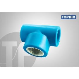 TE MISTO 32X1 PPR AZUL P/ AR COMPRIMIDO  (AC) TF32010A     TOPFUSION