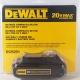 BATERIA 20V MAX COMPACT 1.5AH ION LITIO DCB201-B3     DEWALT