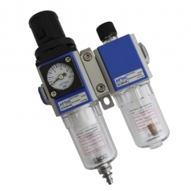 Filtro Regulador 1/4  Gfc200-08-F3-Wg     Puma