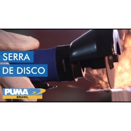 Serra De Disco 3pol 21000rpm At250 Puma