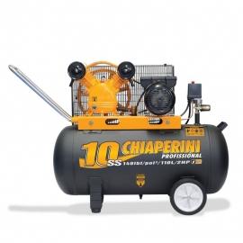 Compressor ar 10ss rch 110l c/mm bivolt 15459 chiaperini