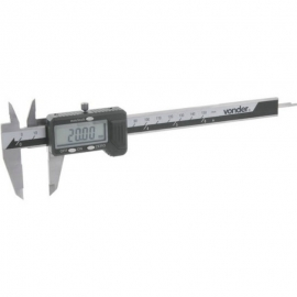 Paquimetro dig 150mm pd-150 3525150150 vonder