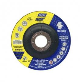 Disco de desbaste t27 115x6,4x22,23 super bda640 norton