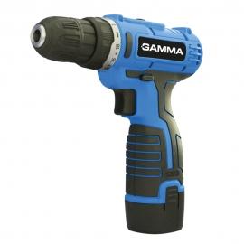 Parafusadeira Furadeira 12v 1bat G12106/br Gamma